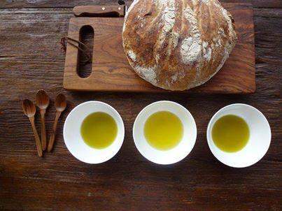 Drei oliven%c3%b6le zum test.
