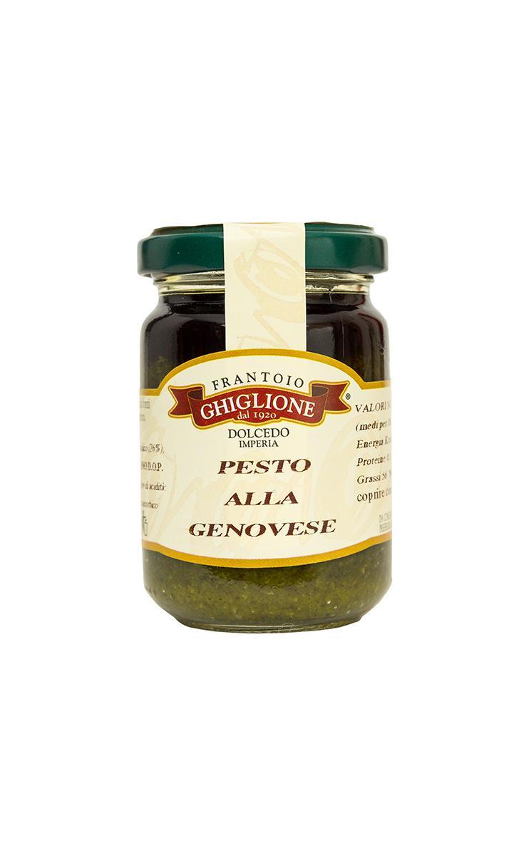 Das Pesto alla Genovese bei Olio Costa