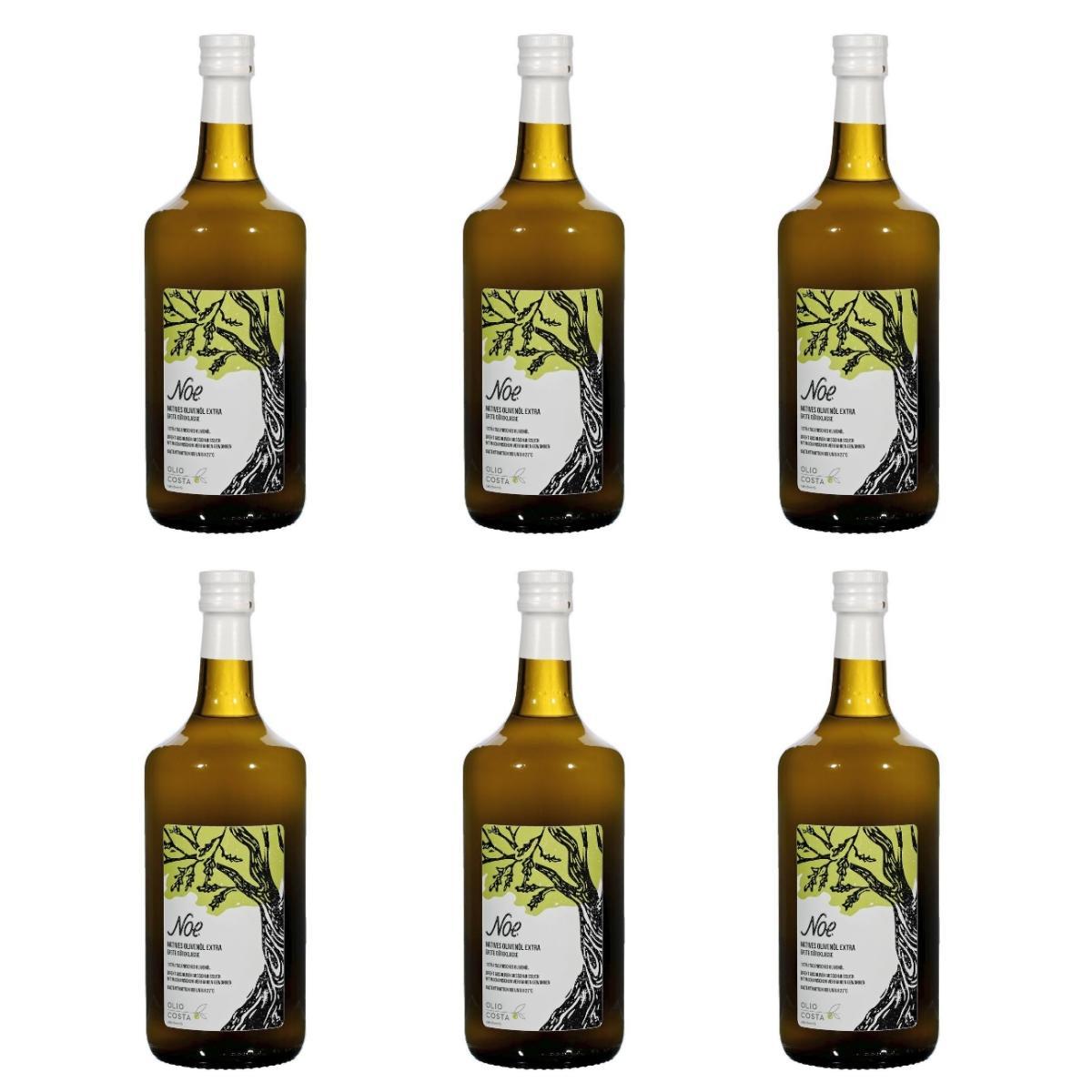 Noe natives olivenoel extra sparpaket 6l