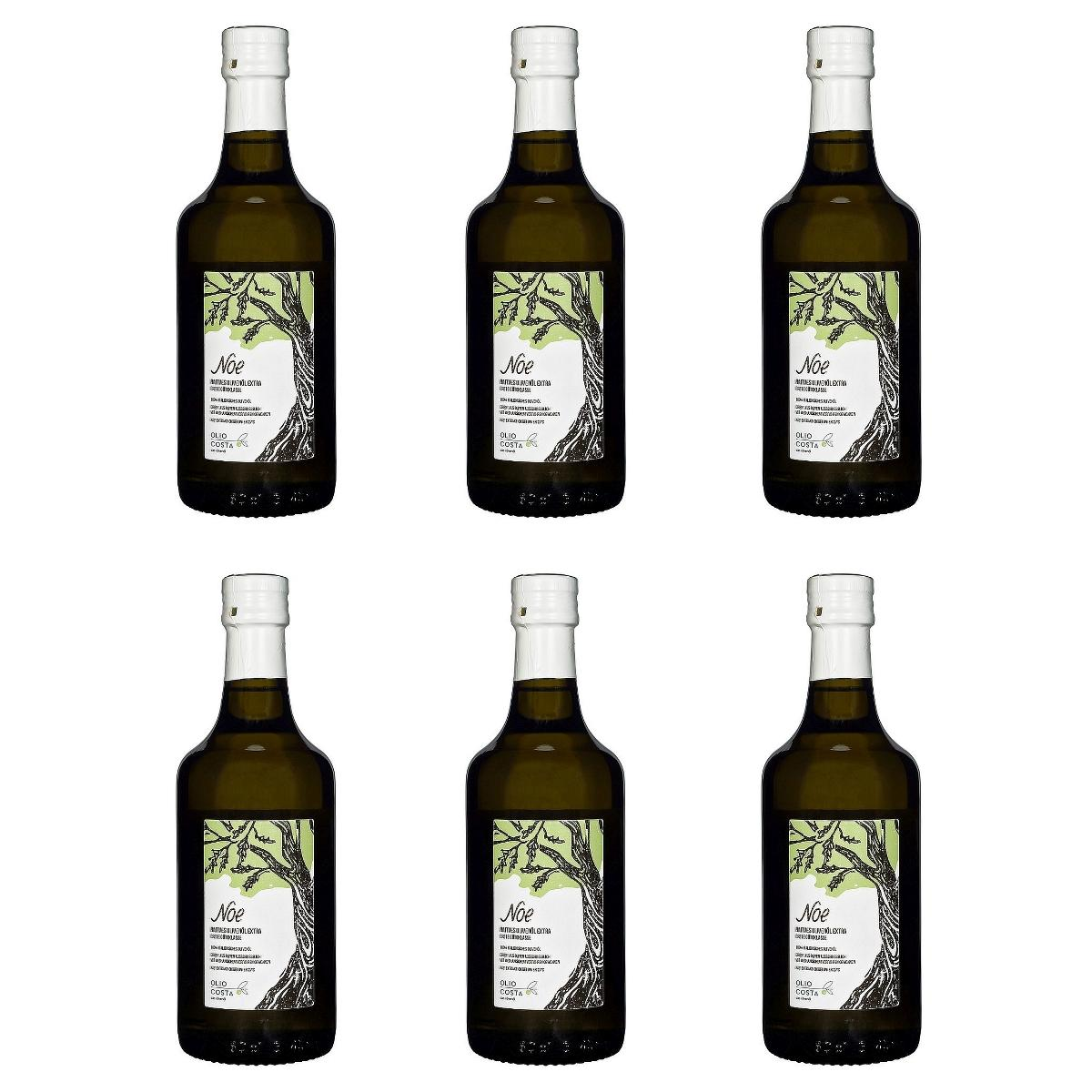 Noe 500ml sparpaket natives olivenoel extra 3l olio costa