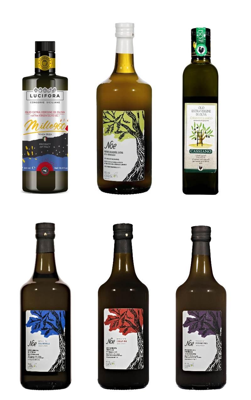 Italienische oliven%c3%b6le sparpaket olio costa