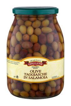 Big olive taggiasche 650g
