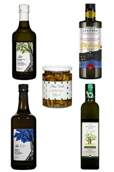 Olivenöl-Verkostungsset