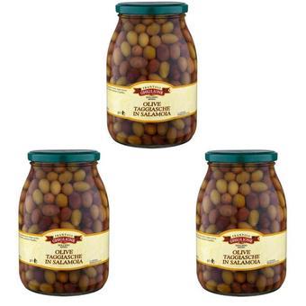 Big taggiasca oliven in salzlake sparpaket 10 prozent rabatt